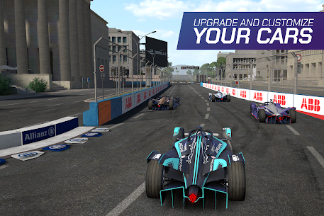 Ghost Racing: Formula E Apk Download For Android and Iphone 8