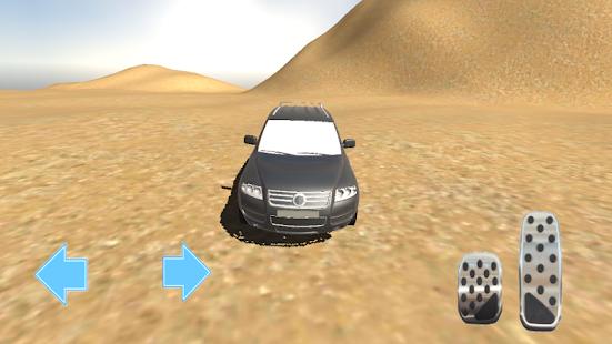 OffRoad Touareg Simulator 3D - náhled