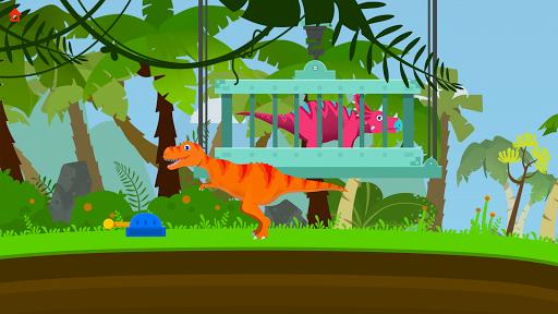 Code Triche Jurassic Rescue - Dinosaur Games in Jurassic! APK MOD screenshots 3