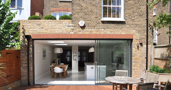 Architects In Buckinghamshire & Hertfordshire | House entrance