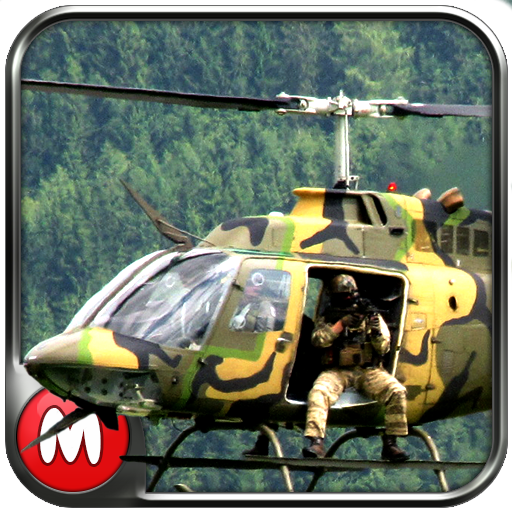 ガンシップのヘリコプター狙撃 動作 App LOGO-硬是要APP