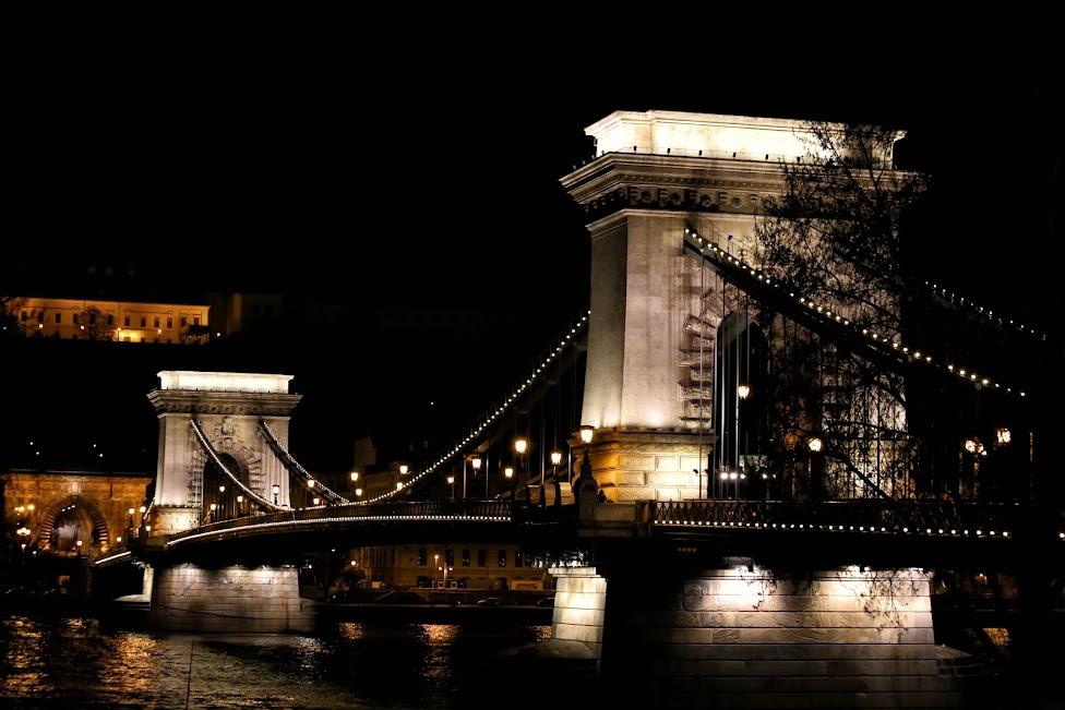 Most Łańcuchowy (Széchenyi lánchíd), Budapeszt