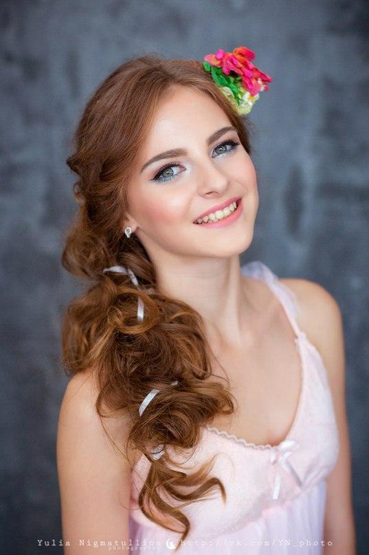 Алина Ситдикова в Уфе