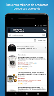 Amazon compras Screenshot