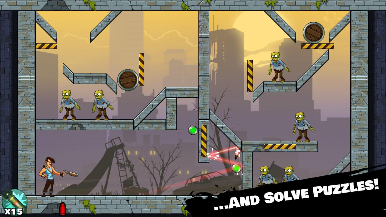 Stupid Zombies- screenshot