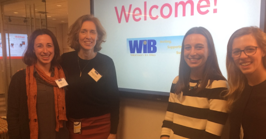 "WIB-Greater Boston: ""Learn Lab Design and Building Essentials,"" March 9, 2017"