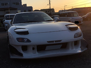 RX-7  FD3S 4型 TypeRSのカスタム事例画像 kan@お次 近藤夏子 広島フードスタジアムさんの2018年10月08日21:06の投稿