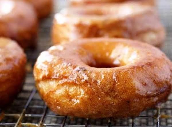 Grands! Pumpkin Doughnuts
