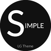Simple Dark Theme LG G6 V20 G5