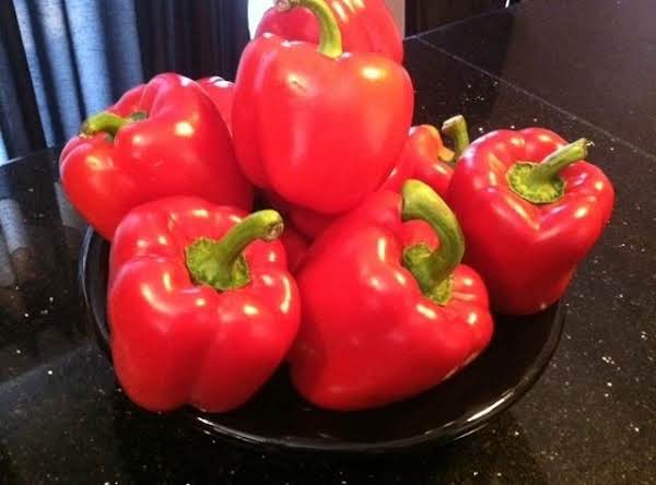 Roasted Red Peppers Recipe