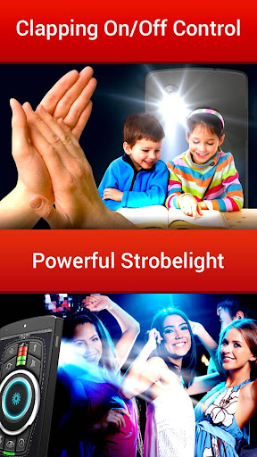 Flashlight - Torch LED Flash Light screenshot 3