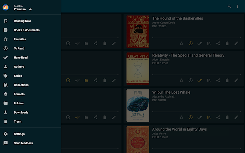 ReadEra Premium – book reader pdf, epub, word For Android 9