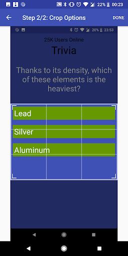 Screenshot for Trivia Helper in Hong Kong Play Store