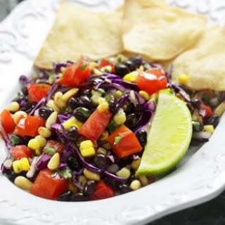Southwestern Corn & Black Bean Salad