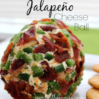 Bacon Jalapeño Cheese Ball.