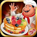 Pan Cake Chef - Kids Game icon