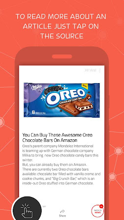 ViralShots: News & Stories App 3.0.2 screenshot 639316
