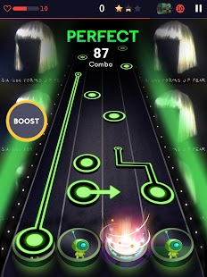 Beat Fever: Music Tap Rhythm Game- screenshot thumbnail