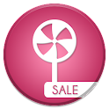Candy Pop Icon Pack icon