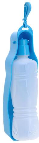 Vattenskål & flaska Rese set  4 färger
