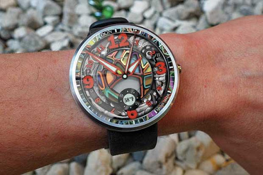 Watch Face Scoon Textura
