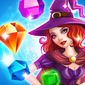 Jewel Witch Legend for PC and MAC