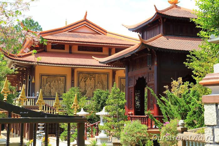 Trúc Lâm Phụng Hoàng Zen Monastery, Dalat