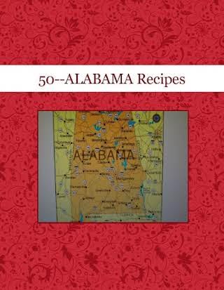 50--ALABAMA Recipes