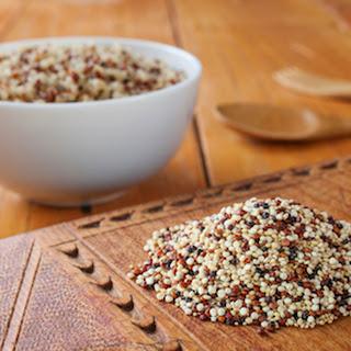 Red Quinoa Salad Recipe