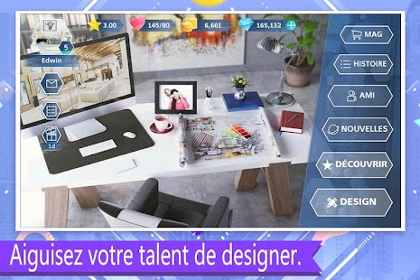 Design My Room Capture d'écran
