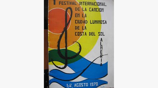 Aquellos festivales de la Canción de Almería (I)
