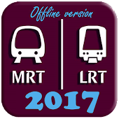 Singapore Subway Map 2017 (DTL3)
