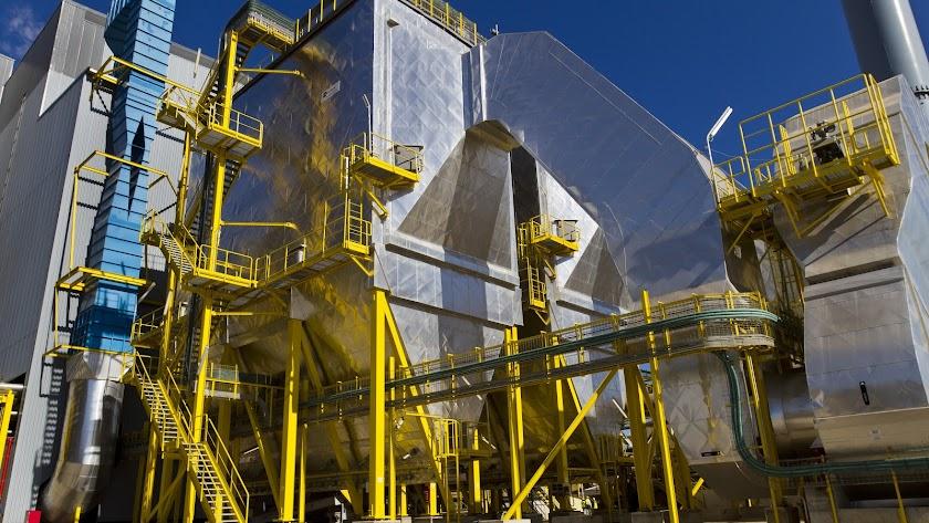 ENCE invertirá 100 millones en la planta de biomasa de El Ejido