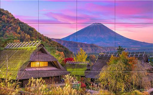 Asia Puzzle  screenshots 10