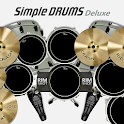 Simple Drums Deluxe - The Drum Simulator icon