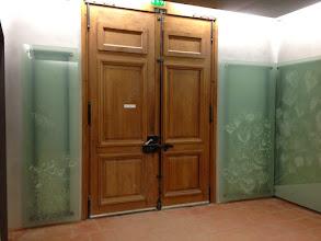 Photo: Hall d'accès - RDC  cour des Rouges