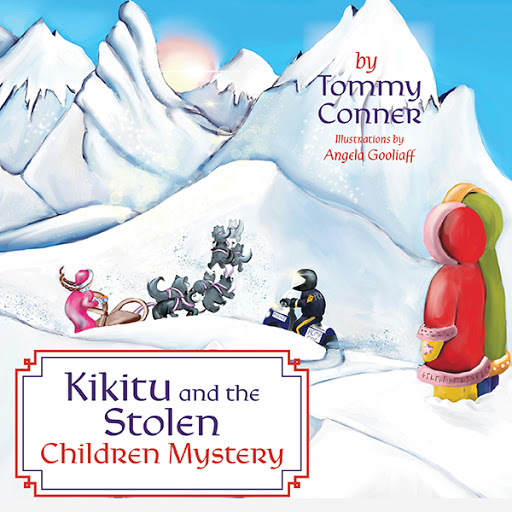 Kikitu and the Stolen Children Mystery cover