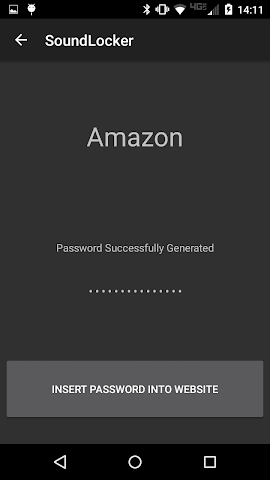 android SoundLocker Screenshot 2