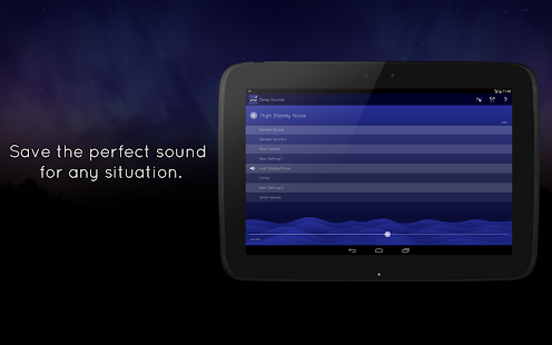Whist - Sleep Sound Designer- screenshot thumbnail