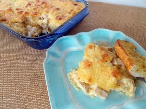 "Turkey Tetrazzini ""This is going to become your go-to recipe for turkey..."
