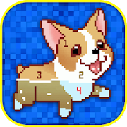 Color by Number: Pixel Draw Animal icon
