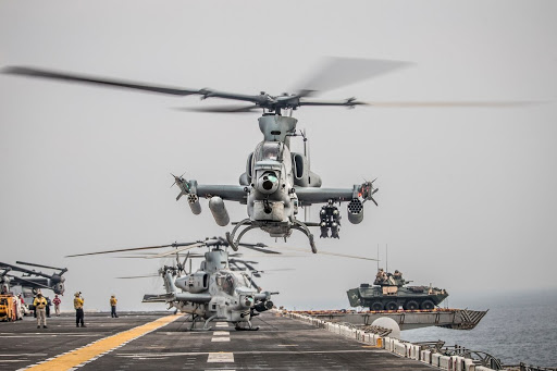 US Approves $450M - $1.5B Apache, Viper attack helicopter options for the Philippines