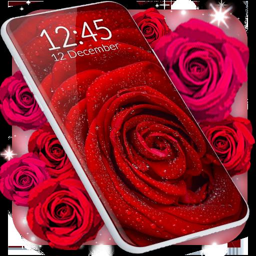 Unduh 105+ Wallpaper Bunga Mawar Merah Hd Gratis Terbaik