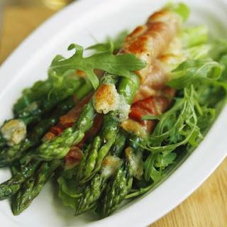 Ham-wrapped Asparagus