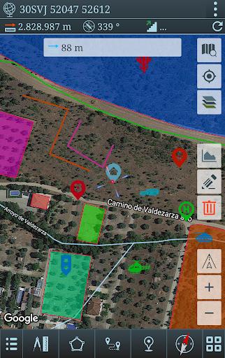 Mgrs & Utm Map Pro  screenshots 6