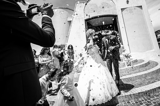 Wedding photographer Leonardo Scarriglia (leonardoscarrig). Photo of 12.08.2019