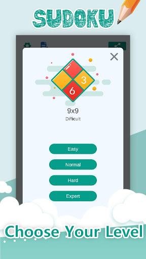 Sudoku Classic - Number Puzzle Brain Games 1.1.6 screenshots 3