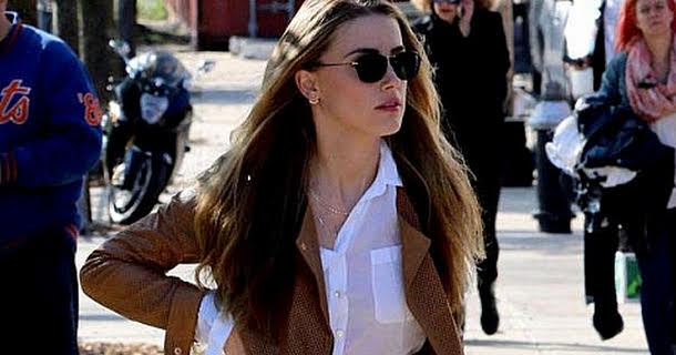 Amber Heard no denunció el incidente con el iPhone