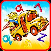 لعبة تعليمية إلى عن على تعلم الحروف الأبجدية APK