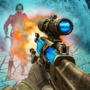 Sniper Assassin Zombie Free for PC and MAC